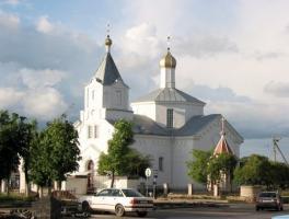 Ошмяны , церковь Воскресенская.
