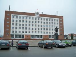 Ошмянский районный исполнительный комитет