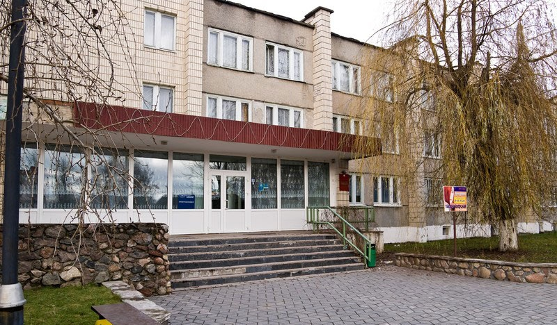 Гостиница в городе Ошмяны